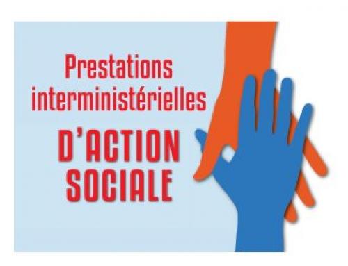 FONCTION PUBLIQUE : ACTION SOCIALE