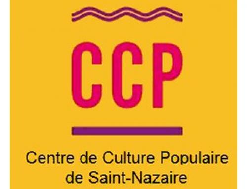ADHÉRER AU CENTRE DE CULTURE POPULAIRE DE SAINT-NAZAIRE