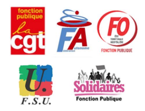 SITUATION SANITAIRE : LES AGENTS DE LA FONCTION PUBLIQUE EXIGENT DES RÉPONSES